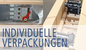 Individuelle Verpackungen