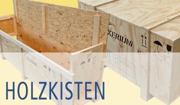 Holz Verpackungen
