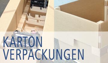 Karton & Wellpappe-Verpackungen
