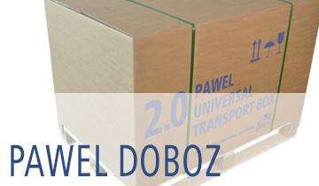 PAWEL 2.0 UNIVERZÁLIS SZÁLLÍTÓDOBOZ